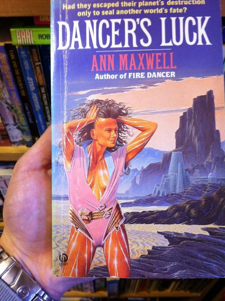 Dancer's Luck by Ann Maxwell