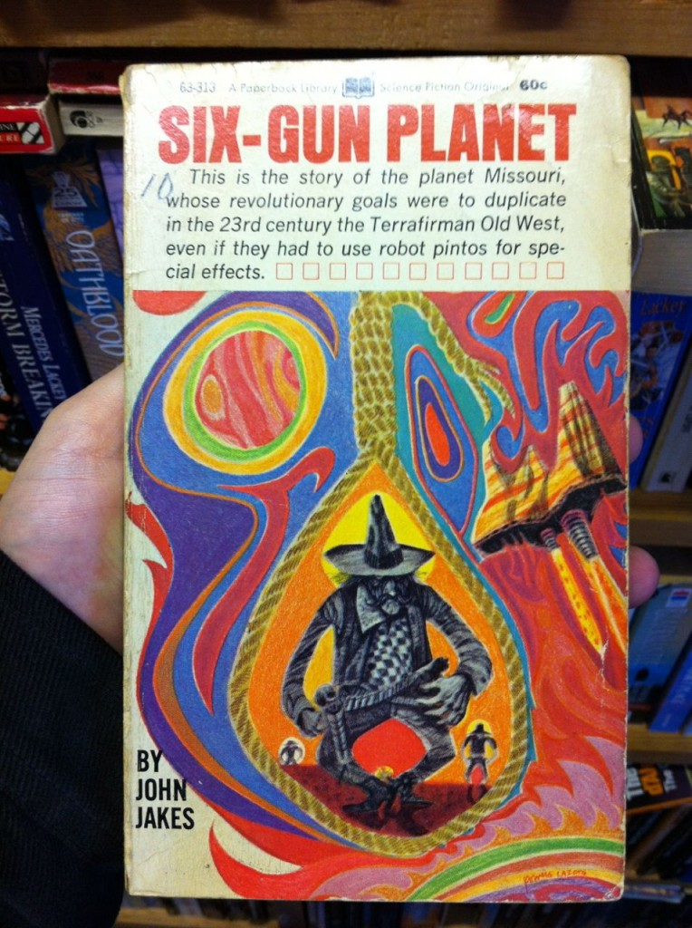 Six-Gun Planet by John Jakes