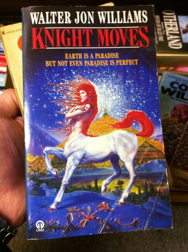 Knight Moves - Walter Jon Williams