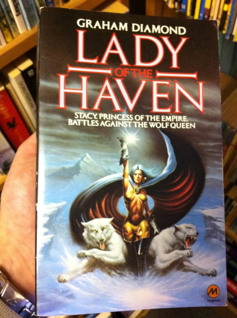 Lady of the Haven by Graham Diamond