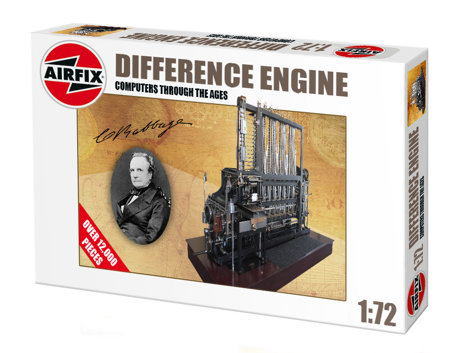 Airfix Difference Engine