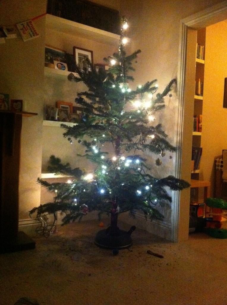 Awful Christmas Tree
