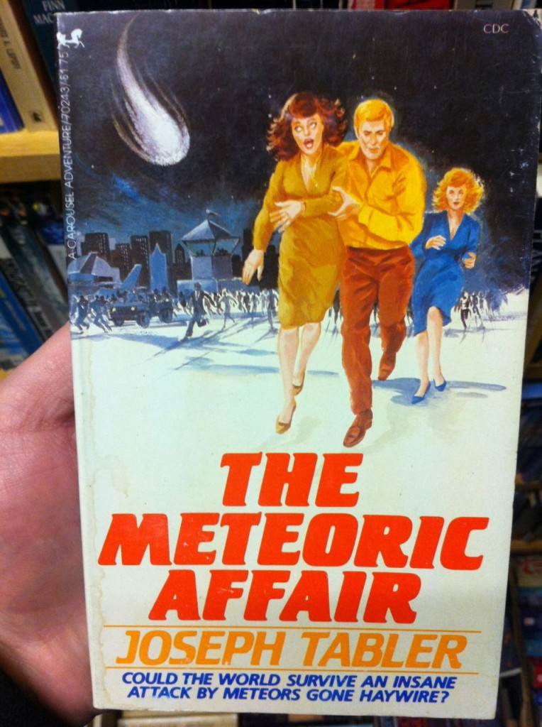 The Meteoric Affair by Joseph Tabler