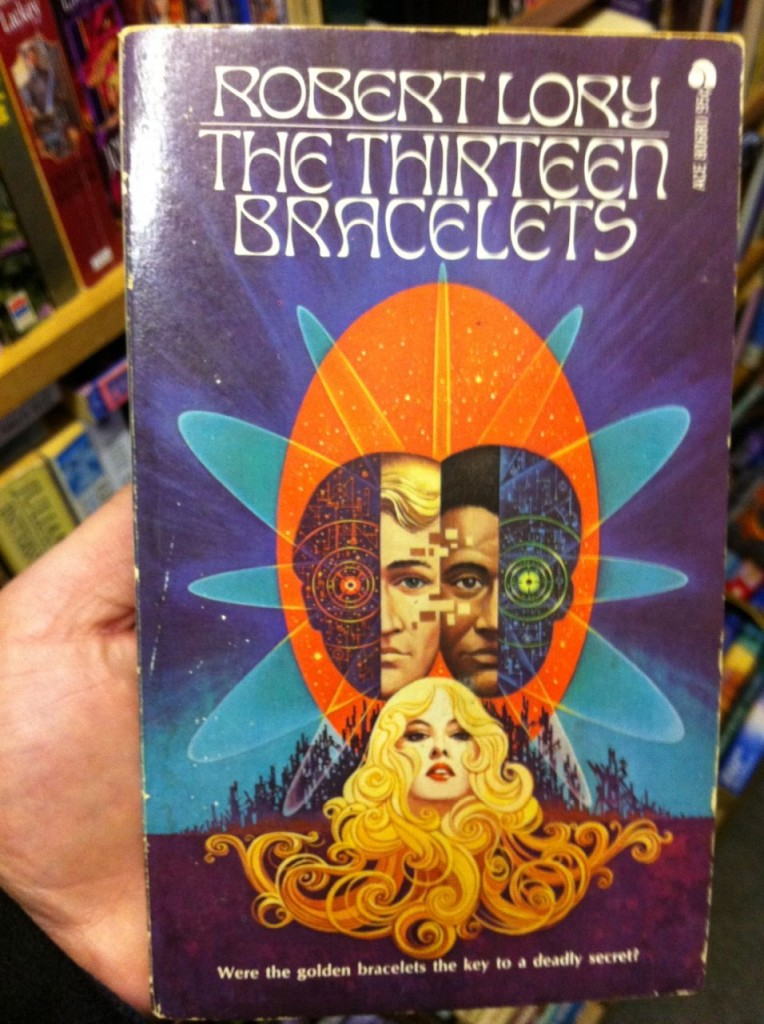 The Thirteen Bracelets by Robert Lory
