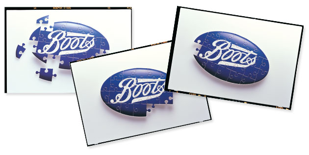 Three Boots Jigsaw Logos