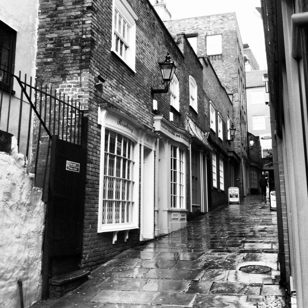 Hurts Yard, Nottingham