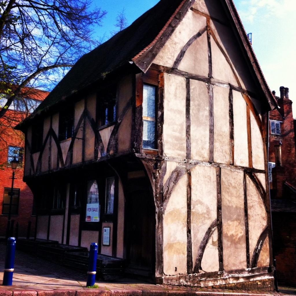 Severns House, Nottingham