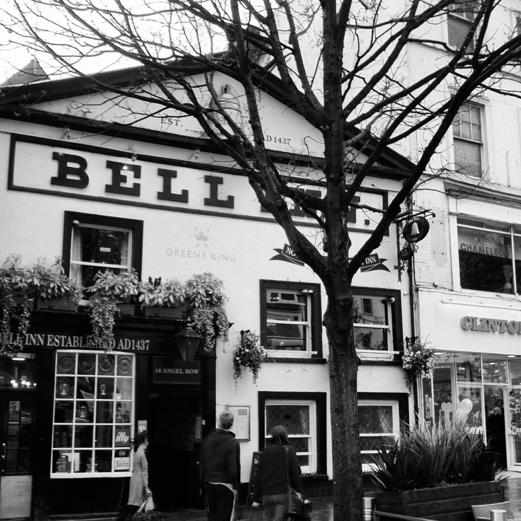 The Bell, Market Square, Nottingham