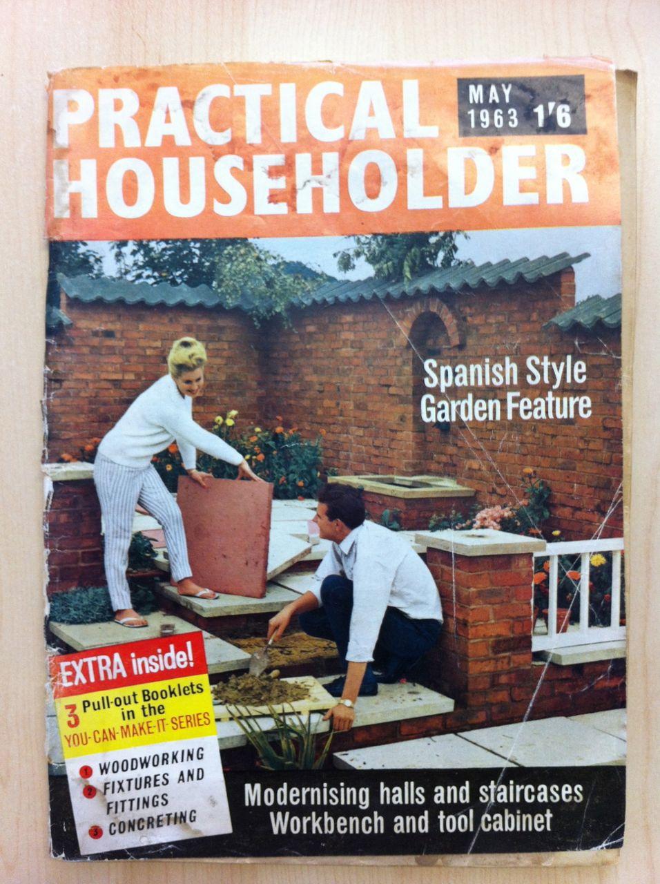 Practical Householder Magazine Thom S Blog