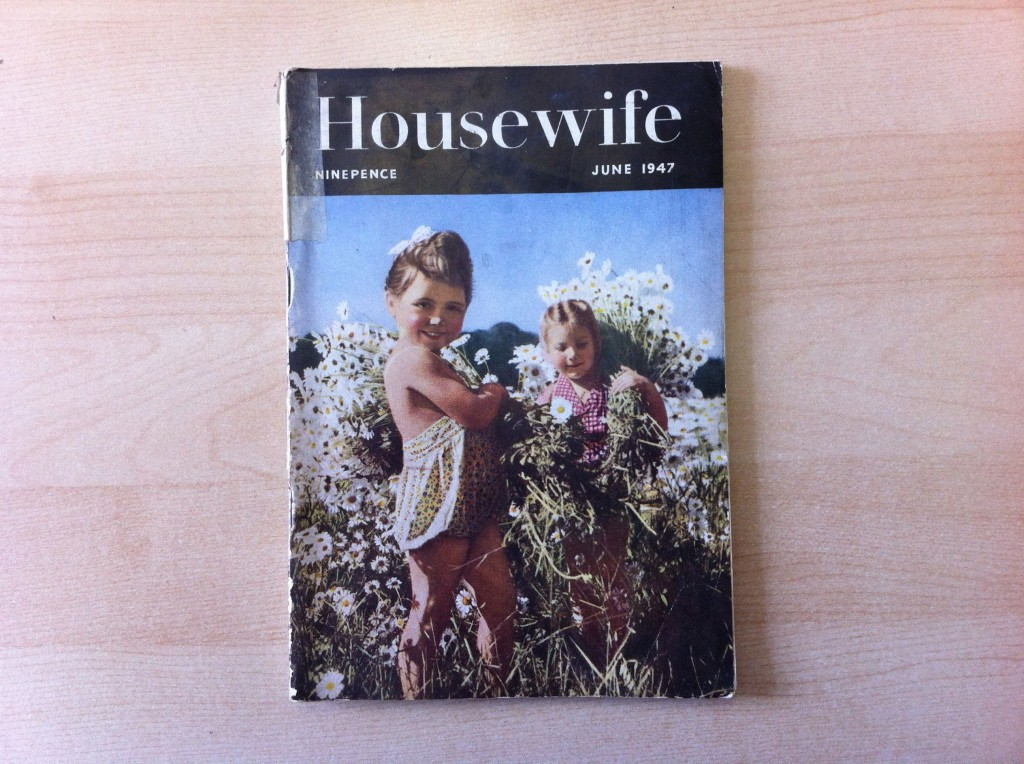 Housewife Magazine, 1946