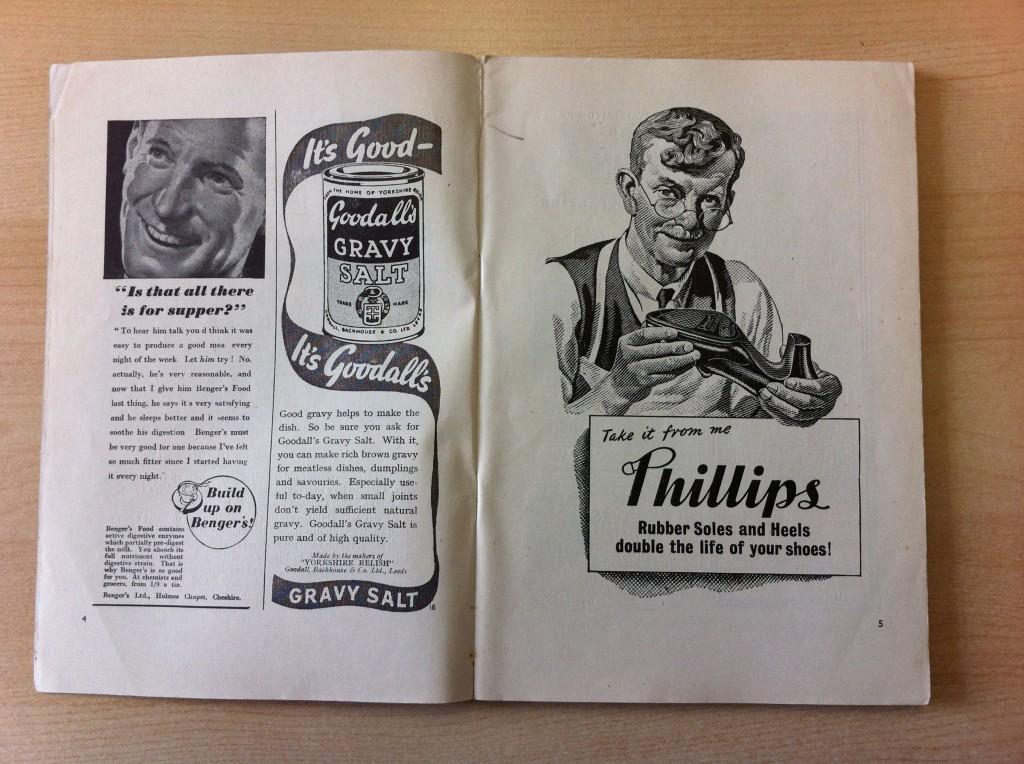 Housewife Magazine, 1946