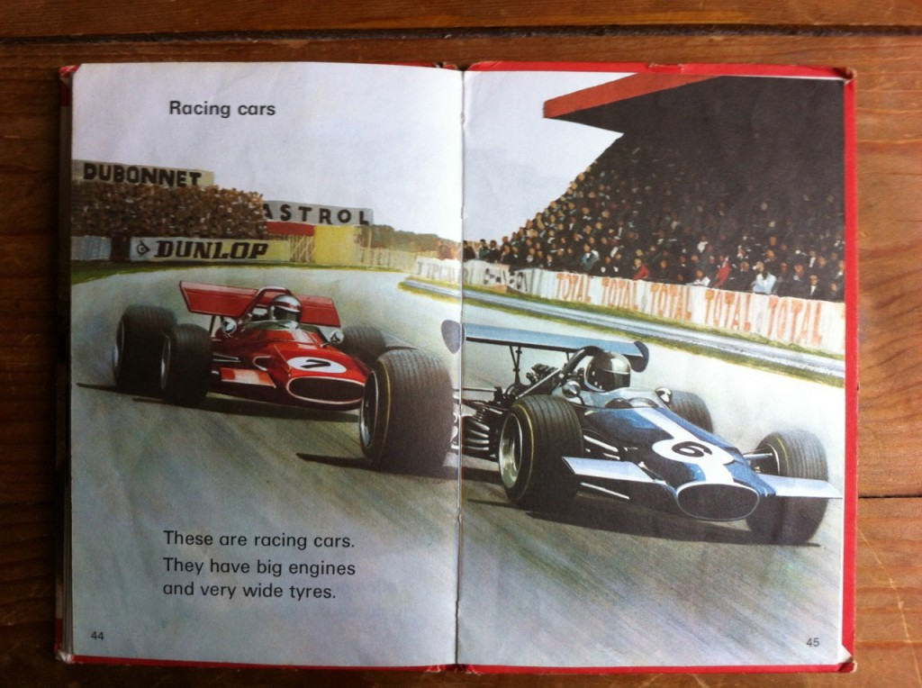 Man And His Car, Ladybird Books, 1974