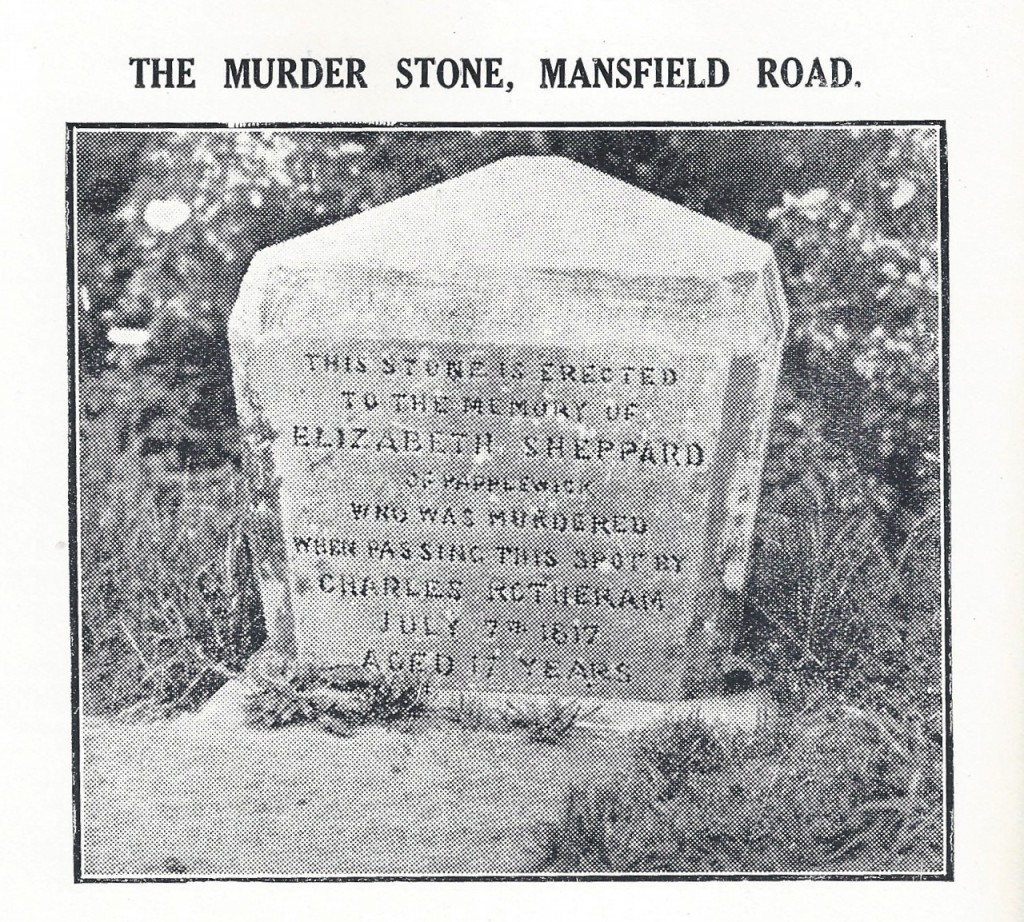 The Original Murder Stone