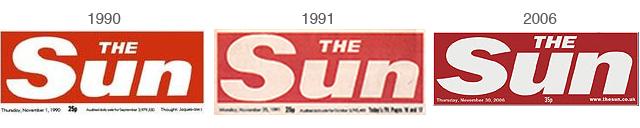 The Sun Mast Heads