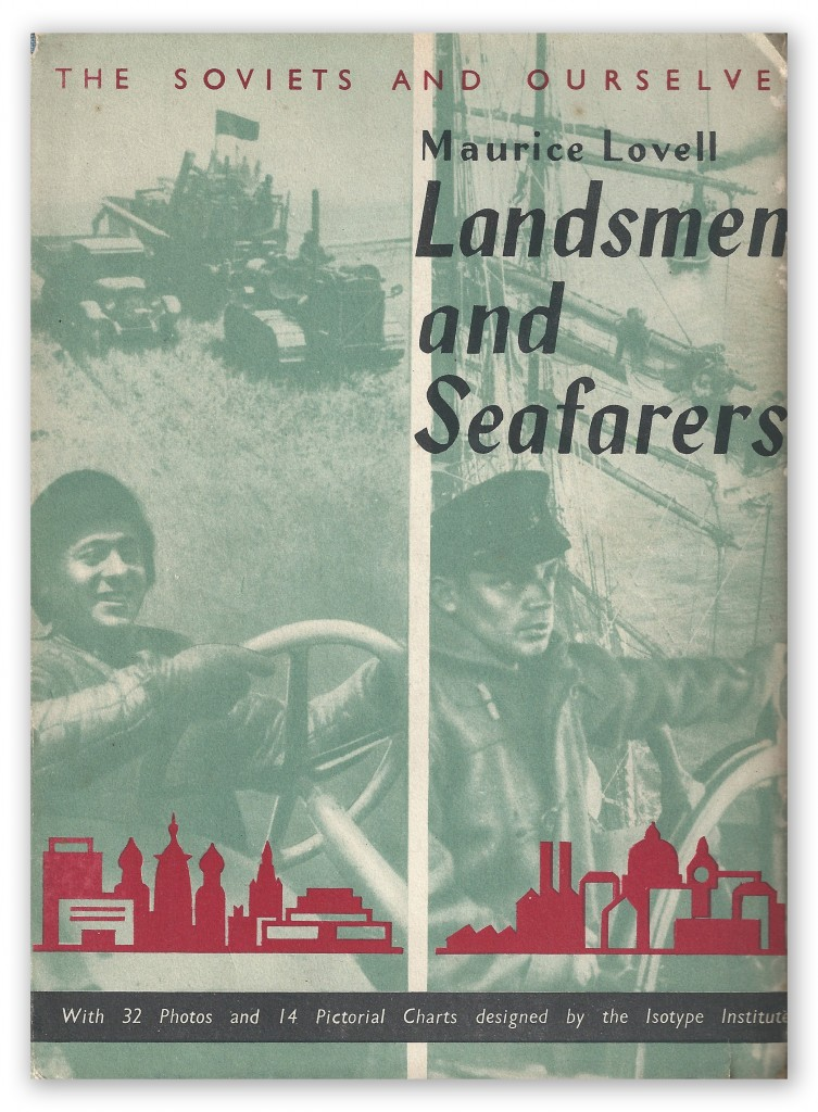 Landsmen and Seamen by Maurice Lovell