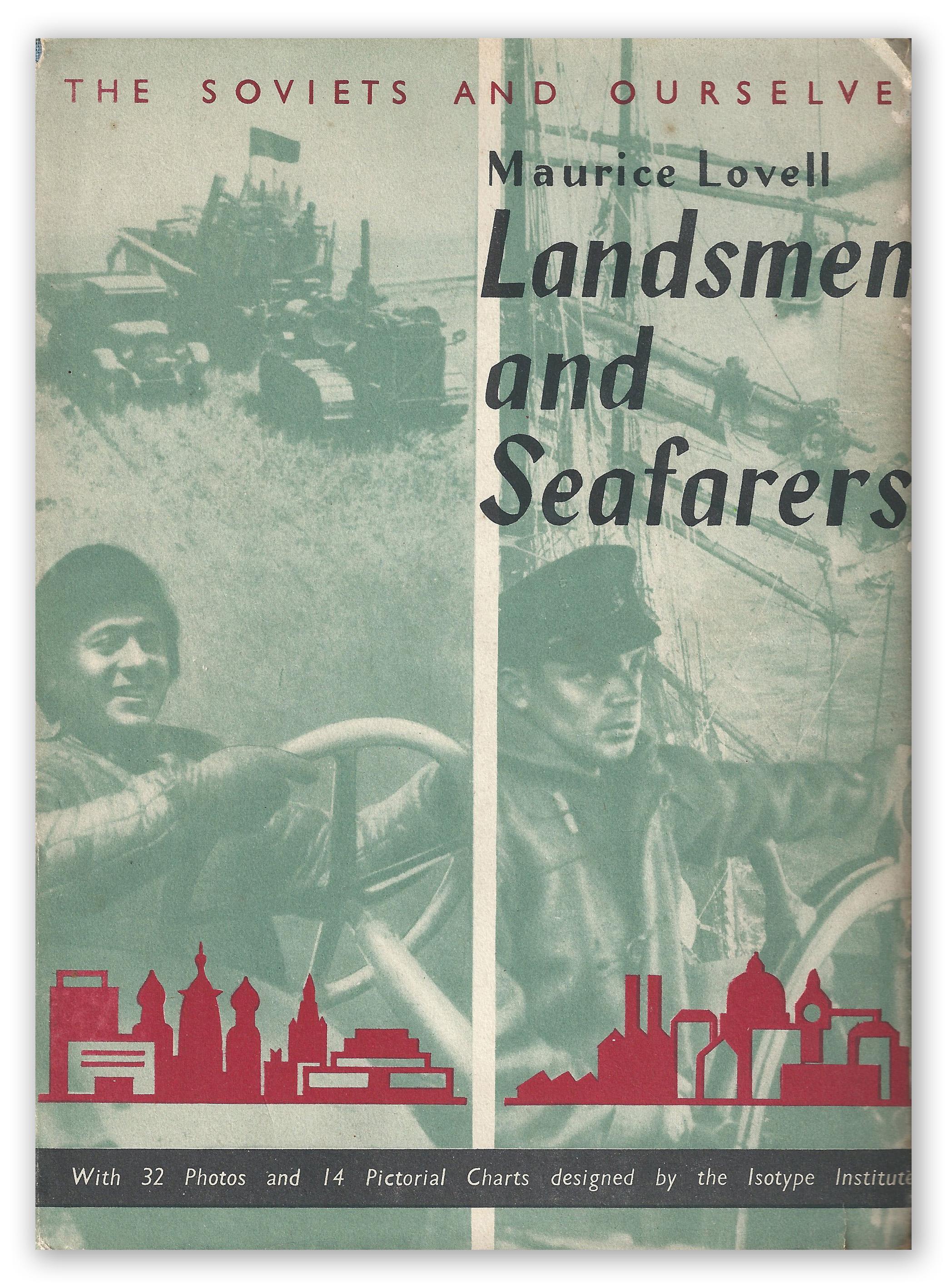 Landsmen and Seamen by Maurice Lovell