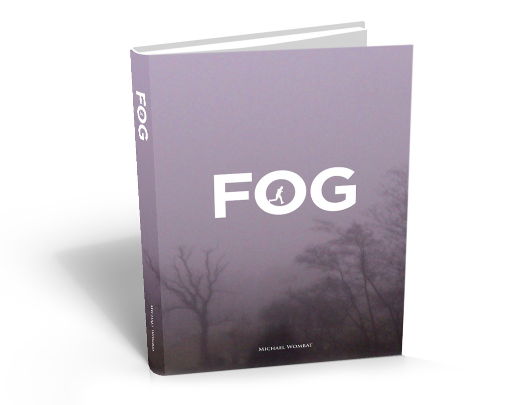 Book Cover Design - Fog