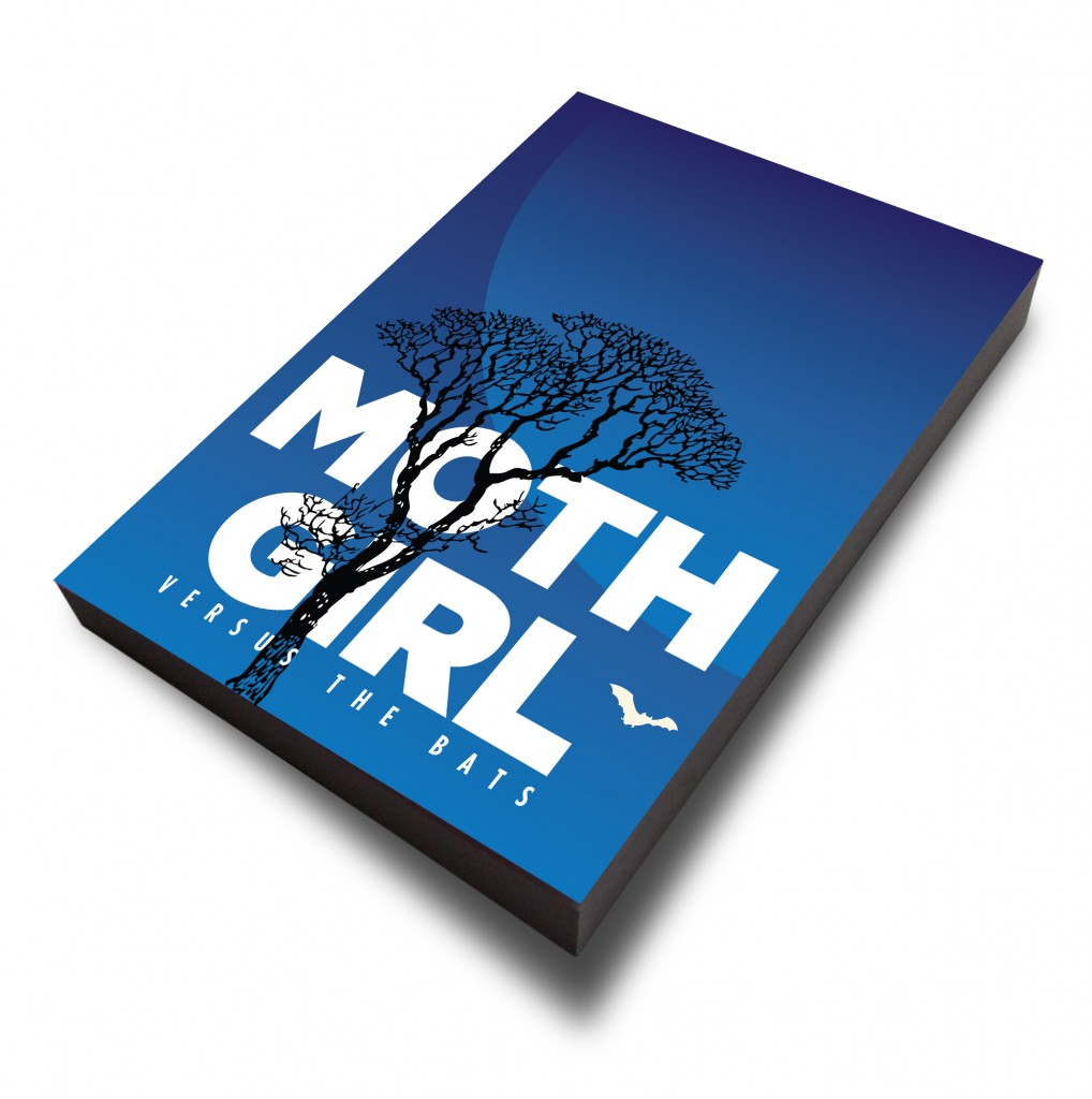 Book Cover - Moth Girl