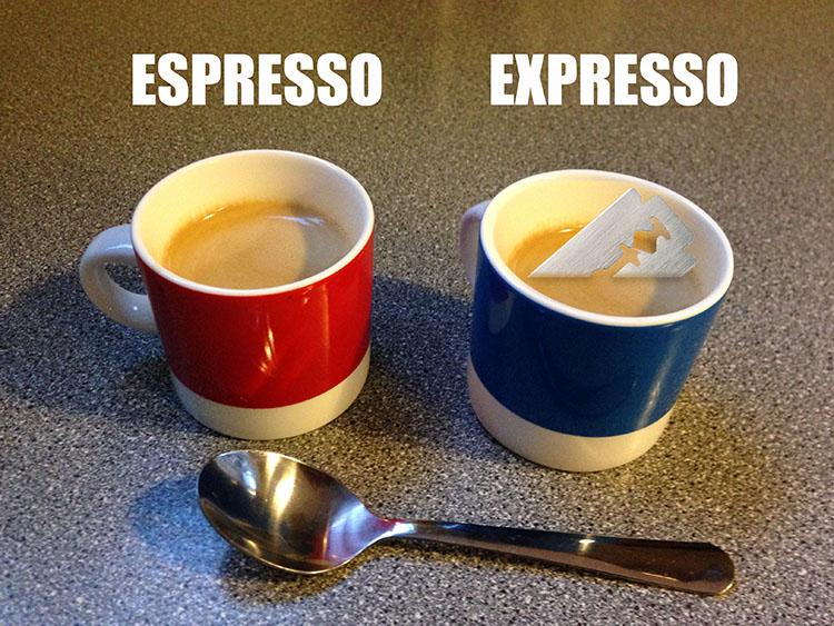 expresso espresso